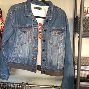 Volcom Stone denim jacket! Like new!